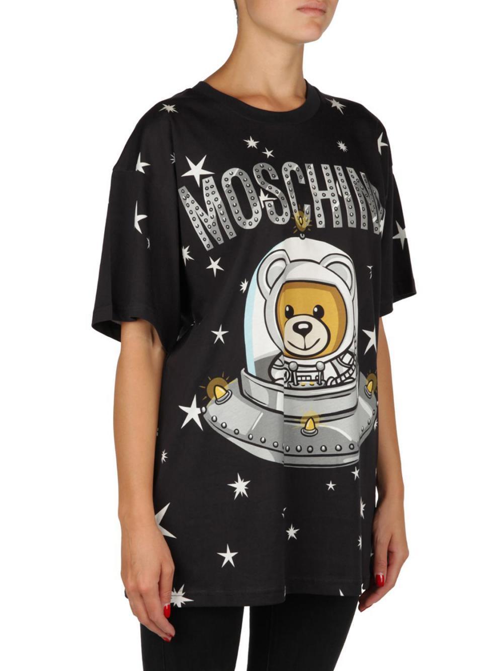t-shirt-moschino-in-cotone-donna-moschino-cod-v0703