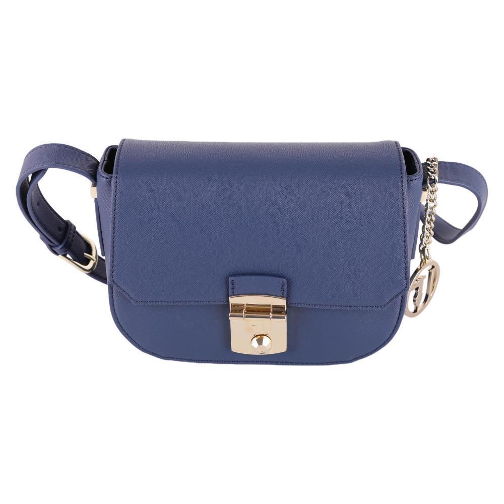 In Donna 75b00196 Blue Saffiano Trussardi Levanto Colore Ecopelle Borsa Cod nCqxgH51w